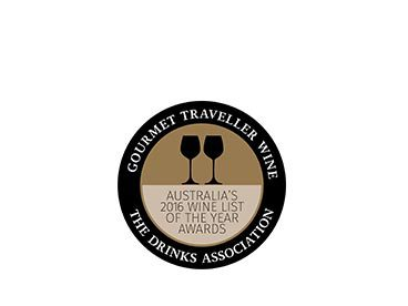 Gourmet Traveller Wine List Of The Year